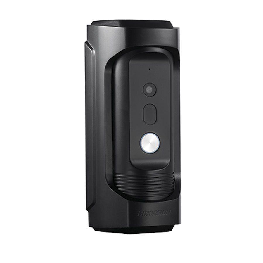 Video Porteiro IP DS-KB8112-IM Hikvision Módulo Externo  - Tudo Forte