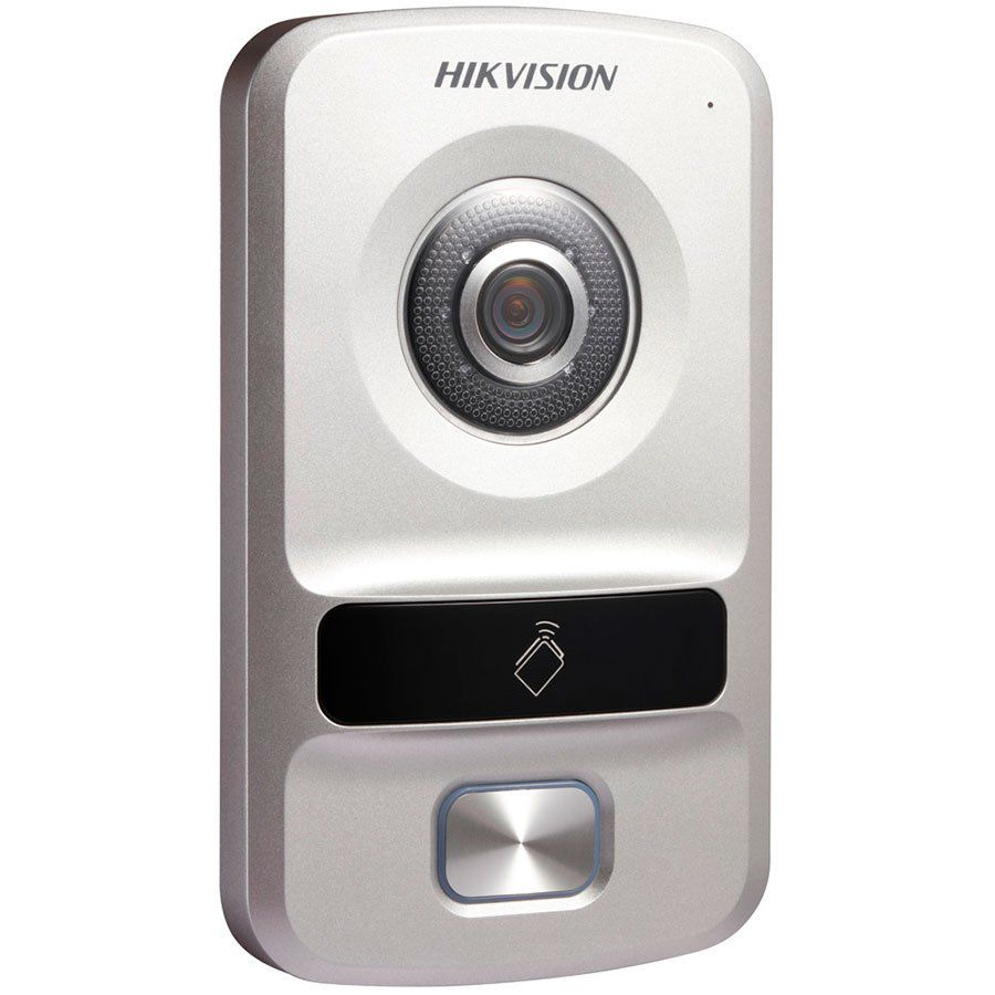 Video Porteiro IP DS-KV8102-IP Hikvision Módulo Externo