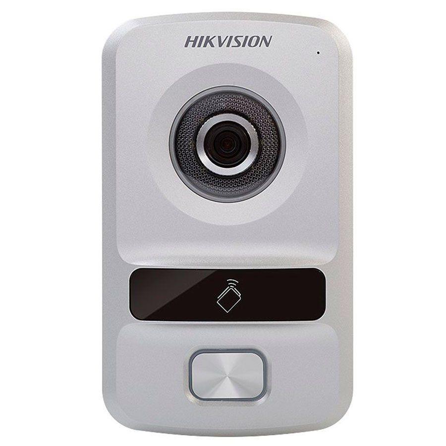 Video Porteiro IP DS-KV8102-IP Hikvision Módulo Externo  - Tudo Forte