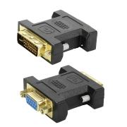Adaptador DVI Macho 24+5 X VGA Femea Pix 003-0001 29586