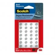 Anti-Impacto 3M Scotch® Redondo - Tamanho Extra Pequeno 26027
