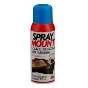 Adesivo 3M Spray Reposicionavel Mount Scotch Lt 290G Com Glp Ref.62466248275 01542
