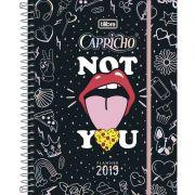 Agenda 2019 Planner Capricho M7 179728 Tilibra 02995