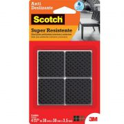 Anti-Risco Command Quadrado Preto GG 3M Scotch 26031