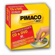 Aplicador CdPPly Cd/Dvd Pimaco 02202