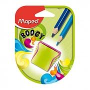 Apontador com Depósito Boogy 2 Furos 062210 Maped 21099