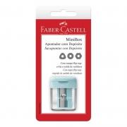 Apontador Com Deposito Faber-Castell Tons Pastel Minibox 26246
