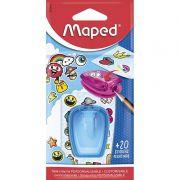 Apontador Com Deposito Maped Stick Art Adesivos 071410 26463