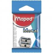 Apontador de Metal 2 Furos 6700 Maped 25448
