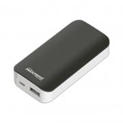 Bateria Portátil Power Bank Preto (5200 Mah) 6011554 Maxprint 24171