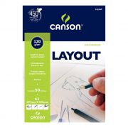 Bloco de Layout A3 50 Fls 120G 66667075 Canson 03382