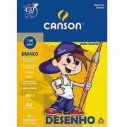 Bloco para desenho A4 Creme 20 Folhas 21X29,7Cm 66667072 Canson 14121