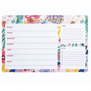 Bloco UP4YOU Weekly Planner Tropical Cad0033Up 28126