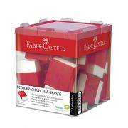 Borracha Faber-Castell Tk Plast Grande Of/7012 Com 12 Un 03184