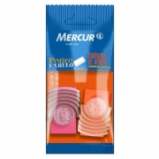 Borracha Mercur TR18 Neon Rosa + Laranja B01010301053 26408