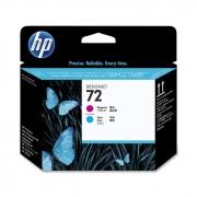 Cabeça de Impressão HP 72 C9383A Magenta e Ciano 11284