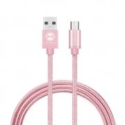 Cabo Micro USB  XTRAX  1,5 metros Rose Gold MOCM15RG 30261