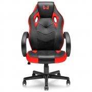 Cadeira Gamer Vermelho Warrior GA162 Multilaser 30673