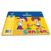 Caderneta Meu Primeiro Canson Infantil 40 Fls A4 66667087 27891