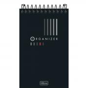 Caderneta Tilibra Organizer Flexivel 77mm X 126mm 60 Fls 305235 29558