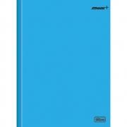 Caderno Capa Dura Universitário Brochurão 48 Fls Mais Azul 24272