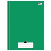 Caderno Capa Dura Universitário Brochurão 48 Fls Mais Verde 116751 24273
