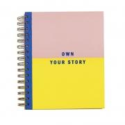 Caderno Colegial UP4YOU Rosa Cad0011Up 28118