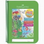 Caderno Criative Faber-Castell Capa Dura Universitário 96 Fls Verde Cdn/Vd 29950