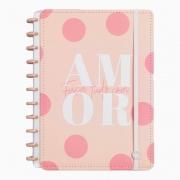 Caderno Inteligente Grande Rosa CIGD4051 29017