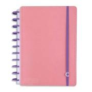 Caderno Inteligente Grande Rosa Pastel Cigdp4002 29516