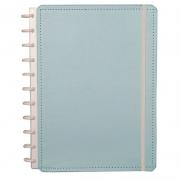 Caderno Inteligente Grande Tons Pastel Azul CIGD4035 27594