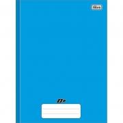Caderno Brochura Capa Dura Azul 116785 Tilibra 14562