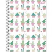 Caderno Mais Feminino Capa Dura Universitário 200 Folhas 139289 Tilibra 17960