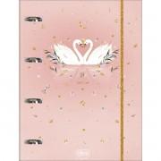 Caderno Tilibra Argolado Com Elastico Royal 313335 29449