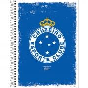 Caderno Tilibra Capa Dura Universitário Cruzeiro 10M 160 Fls 293351 26713