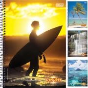 Caderno Verão Capa Dura 10X1 200 Fls Tilibra 04857