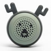 Caixa de Som Bluetooth UP4YOU Magic Planet Verde Ra09504Up Vd 28171
