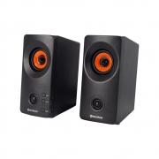 Caixa De Som Hoopson 60W Rms Bluetooth Micro SD Preta Rbm-009 30240