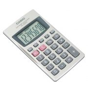 Calculadora Casio de Bolso HL-820VA 8 Dígitos Prata 28224