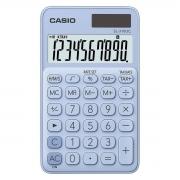 Calculadora Casio de Bolso My Style 10 Digitos Azul Claro 28240