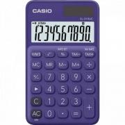 Calculadora Casio de Bolso My Style 10 Digitos Roxa 28237