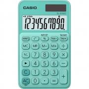 Calculadora Casio de Bolso SL-310UC My Style 10 Dígitos Turquesa 28239