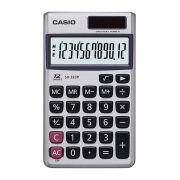 Calculadora Casio de Bolso SX-320P-W-Dp 12 Digitos Prata Acabamento Mt 28220