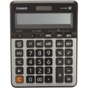 Calculadora Casio de Mesa Grande GX-120B-W-DC 12 Dígitos Prata 28215
