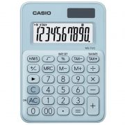 Calculadora Casio de Mesa Mini MS-7Uc-Lb-N-Dc My Style 10 Digitos Azul Claro 28234