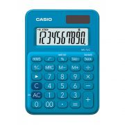 Calculadora Casio de Mesa Mini My Style 10 Digitos Azul 28232