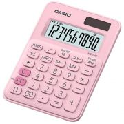 Calculadora Casio de Mesa Mini My Style 10 Digitos Rosa Claro 28235