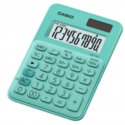 Calculadora Casio de Mesa Mini My Style 10 Digitos Turquesa 28233
