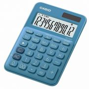 Calculadora Casio de Mesa My Style 12 Digitos Azul 28227