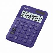 Calculadora Casio de Mesa My Style 12 Digitos Roxa 28229